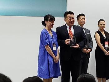 ジャパンメイド・ビューティアワードでオクラパウダー100がインナービューティ部門・優秀賞受賞